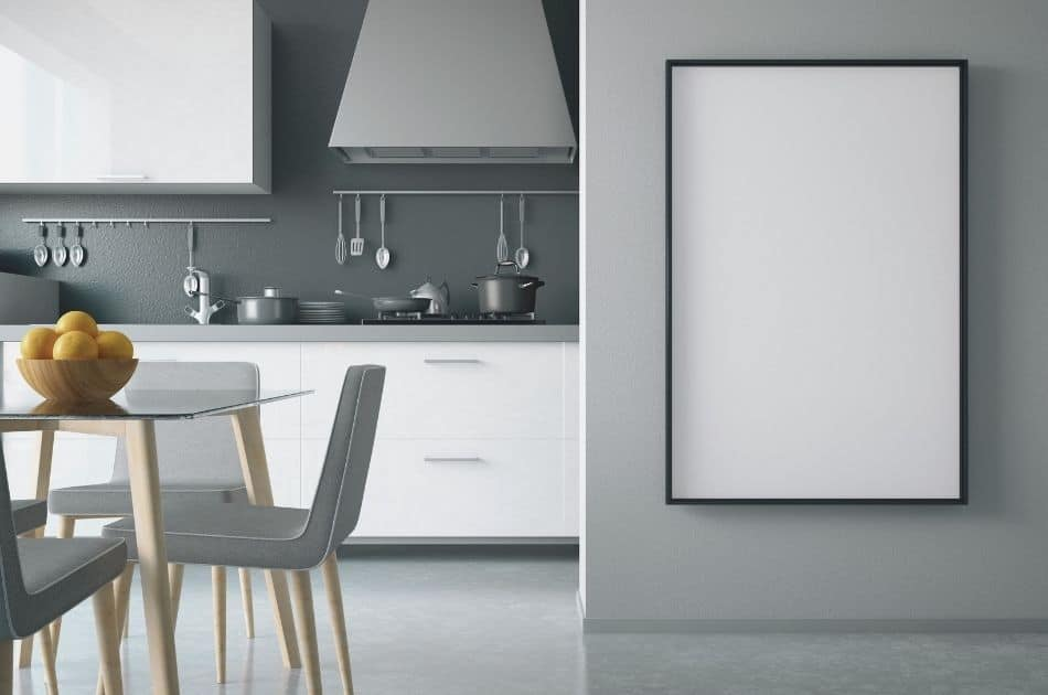 What Should You Display On Your Kitchen Wall